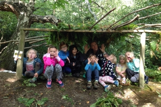 Wild Explorers Holiday Club at Nower Wood