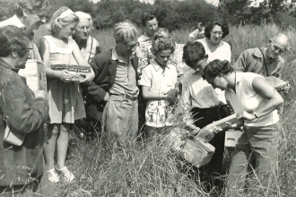 Mammal trapping 1961